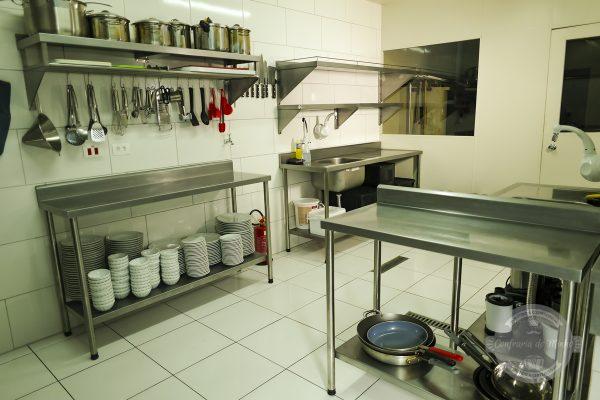 A Cozinha mais equipada de Curitiba pronta para você virar o Chef.